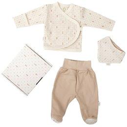 Geschenkeset Baby 3-teilig
