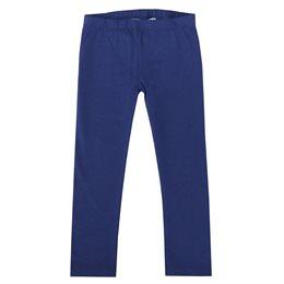 Dehnbare Leggings Bio dunkelblau