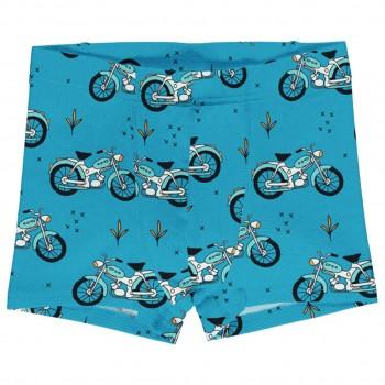 Boxershorts Mopeds in blau