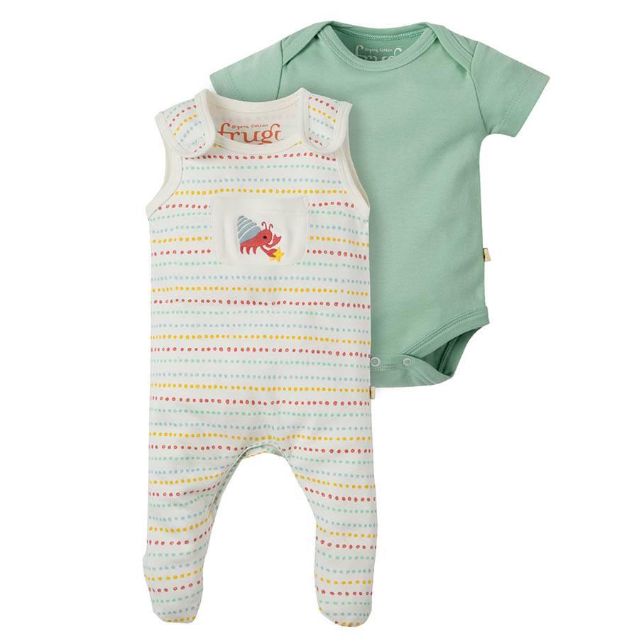 GOTS zertifiziert kbA 50//56 Ecru Bio Baby Strickhose 100/% Bio-Baumwolle