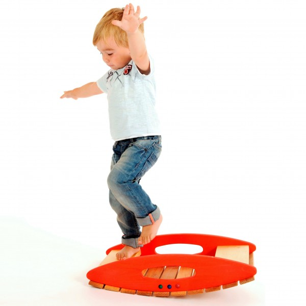 Balance Schaukel - Geschicklichkeit & Körperbeherrschung