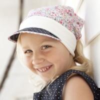 Cool und bunt Mädchen Kopftuch mit Stirnband
