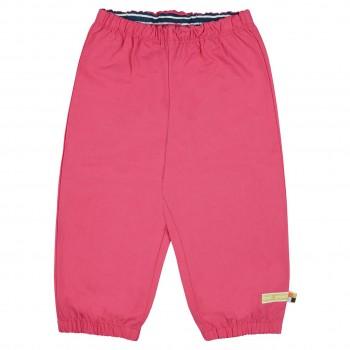 Leichte Outdoorhose pink - schmutzabweisend