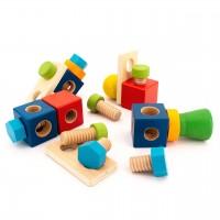 Vielseitiges Spielzeug zum Schrauben