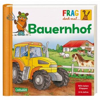 Klappenbuch Frag die Maus Bauernhof ab 2 Jahre