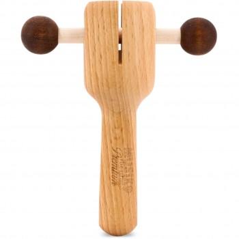 Rakatak – Rasselartiges Musikinstrument 12 cm