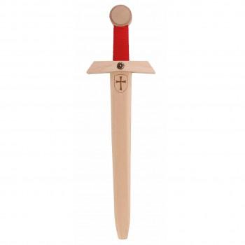 Holzschwert Tempelritter Länge 50 cm