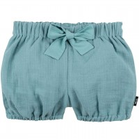 Baby Shorts Musselin mint