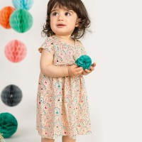 Bio Baby Sommer Kleid