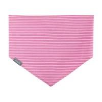 Elastischen Halstuch rosa