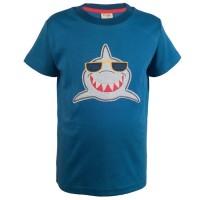 Vorschau: Cooles BIO Shirt für Jungen von frugi - Keep Smiling