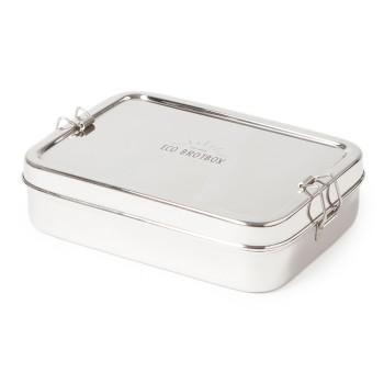 Brotbox XL Klemmen Snackbox 0,5l 18,7 x 13,7 x 4,7 cm