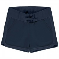 Kurze Sweat Shorts navy