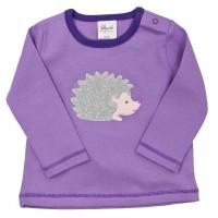 Vorschau: Warmes Langarmshirt für Babys mit Applikation