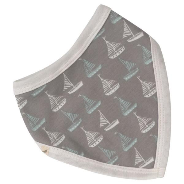 Grosses Wendetuch mit Druckknopf von 0-24 Monate Boote