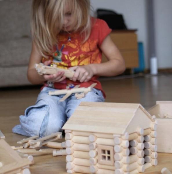 Beliebte Windmühle 47-tlg. - freies Bauen & konstruieren