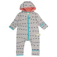 Baby Sweatoverall - Übergangszeit