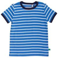 Vorschau: Griffiges T-Shirt gestreift für Mädchen und Jungen