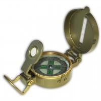 Metall Kompass gold ab 5 - 15 Jahre