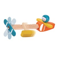 Spin N Fly Flugzeug aus Holz