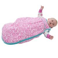 Vorschau: Super weicher Schlafsack für die Übergangszeit + Sommer
