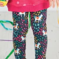 Einhorn Leggings elastisch Jersey