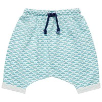 Lässige Baggy-Style Shorts Boote