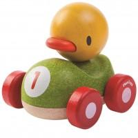 """Spielzeugauto Rennfahrerbande """"Ente"""""""