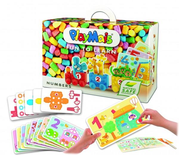 Fun to learn - Zahlen & Zuordnung auf 14 Karten