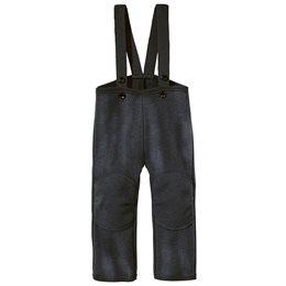 Walkhose super warme Schurwolle dunkel