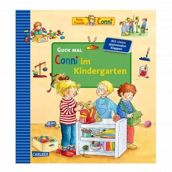Kinderbuch Conni im Kindergarten ab 3 Jahre