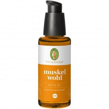 Muskelwohl Aktiv Öl - 50 ml