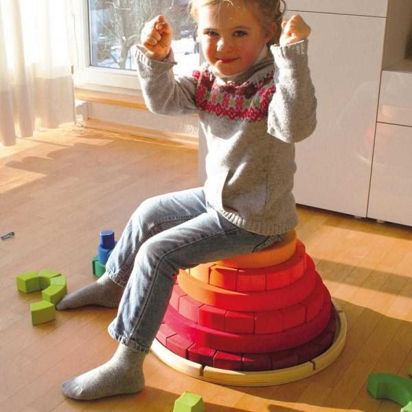 Konischer Turm Ergänzungskasten 71 Bauklötze