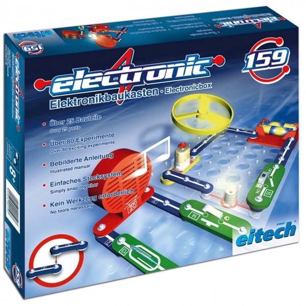 Elektronik Baukasten für 8 Jährige
