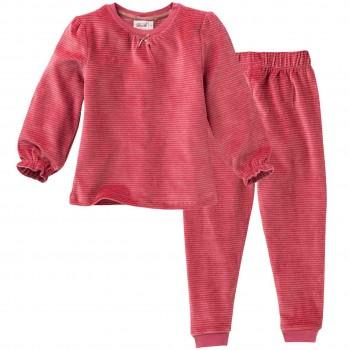 Schlafanzug Nicki Ringel rosa
