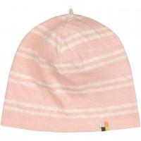leichte Mütze Leinen rosa