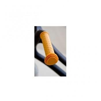 Silikongriffe für alle Wishbone Bikes - gelb
