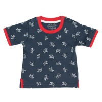 Robustes Fairtrade Bio T-Shirt Boote