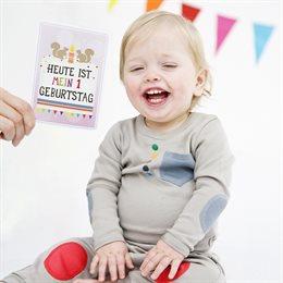 Baby Fotokarten – super Geschenkidee zur Geburt!!