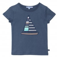 Enfant Terrible Segelboot Jungen Shirt