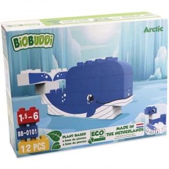 Bio Bausteine - Arktis Bauset für Kinder ab 18 Monaten