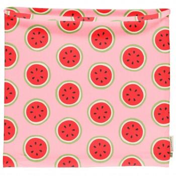 Schlauchschal leicht Wassermelonen in rosa 98/104