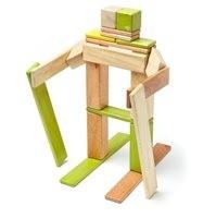 Magnet-Holzbauklötze-Jungle 24-teilig