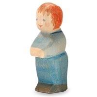 Wickelkind Holzfigur 6,3 cm hoch
