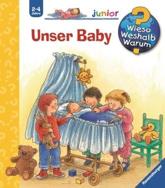 Unser Baby - Geschwisterkind kommt - Wieso? Weshalb? Warum?