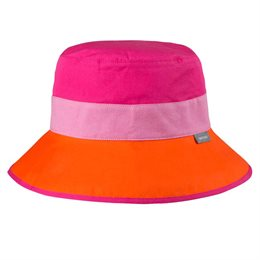 Mädchen Fischerhut pink