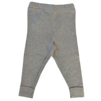 Vorschau: Bio Baby Strickleggings aus Wolle Mix - neutral