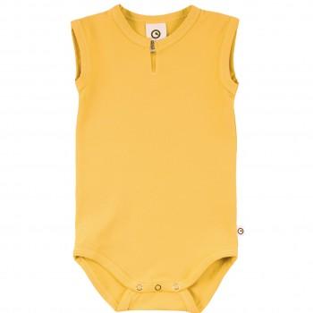 Body ohne Arm in gelb