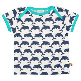 Delfine T-Shirt marine