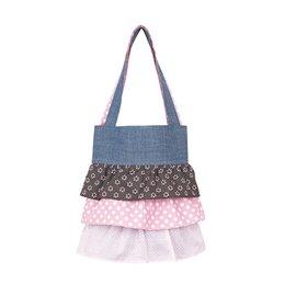 Kindertasche für kleine Damen aus Biobaumwolle